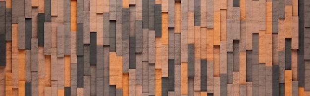Oranje verticaal rechthoekenpatroon