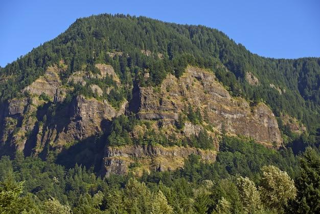 Oregon hills