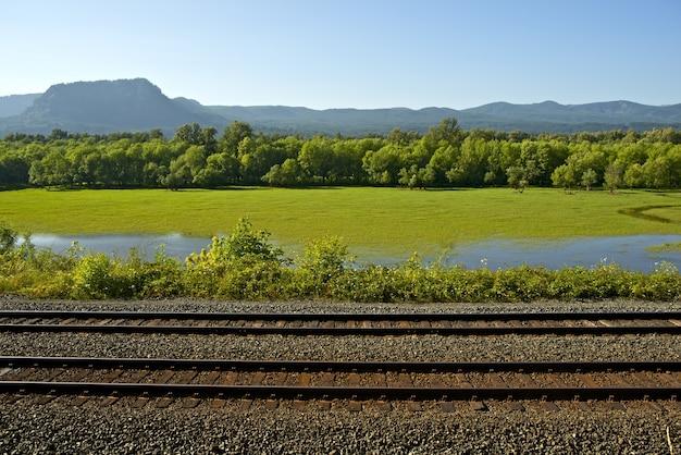 Oregon landschap