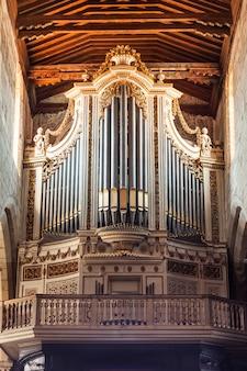 Orgel in de kerk