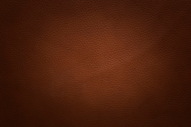 Originele bruine lederen textuur achtergrond