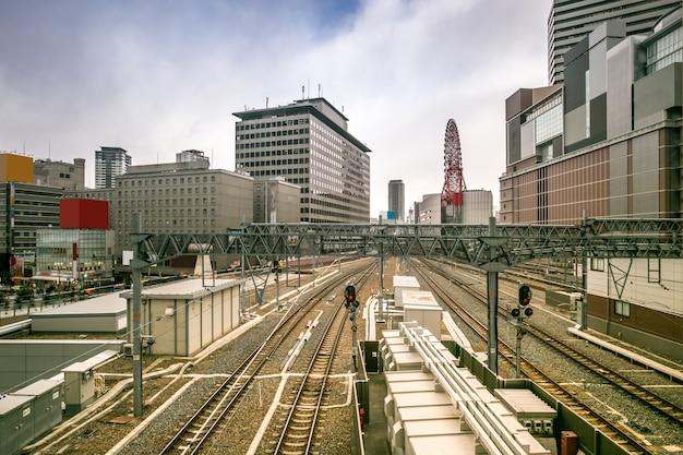 Osaka treinstation