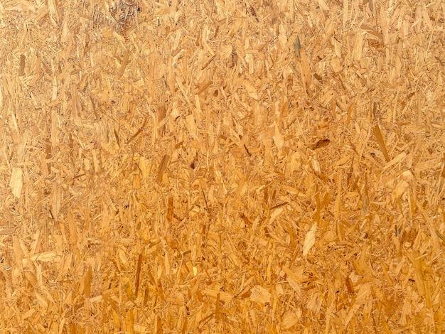 Osb bruin houtstructuur muur achtergrond.