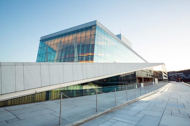 Oslo opera house noorwegen