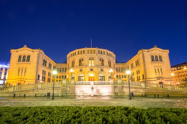Oslo parlement