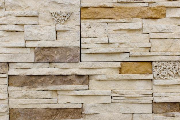 Oud bruin de muurtextuur van het bakstenen muurpatroon of bakstenen muurlicht voor binnenland.
