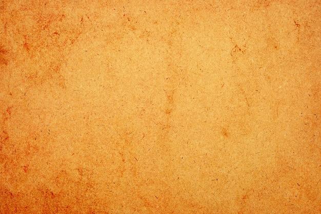 Oud bruin papier grunge voor achtergrond.