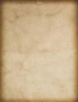 Oud bruin papier