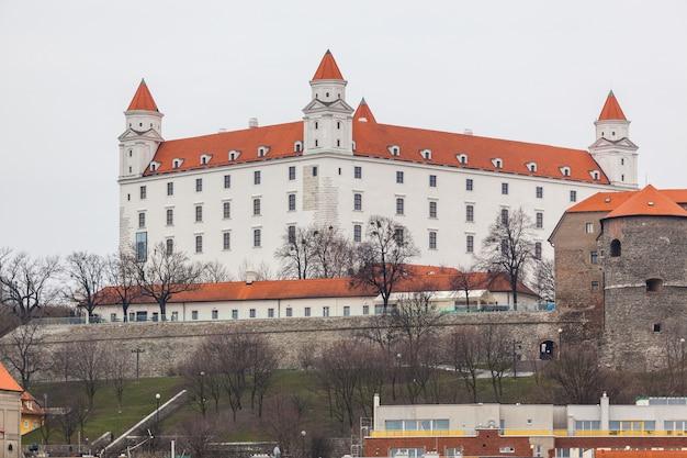 Oud kasteel in bratislava