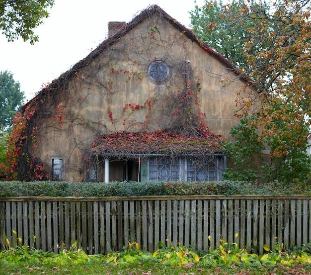 Oud landhuis.