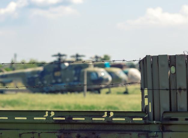 Oud militair vliegveld