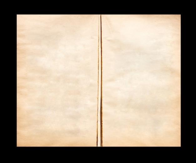 Oud papier textuur achtergrond met kopie ruimte voor tekst