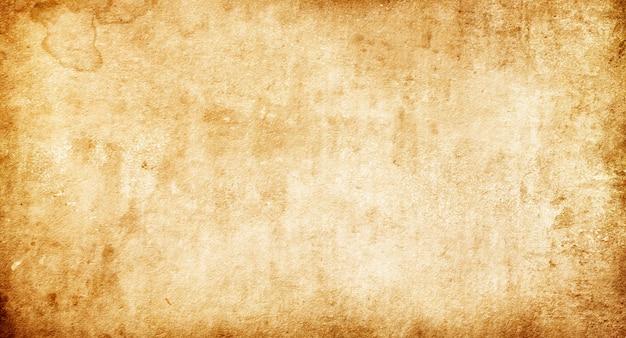 Oud papier textuur, beige vintage achtergrond