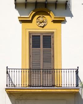 Oud siciliaans venster