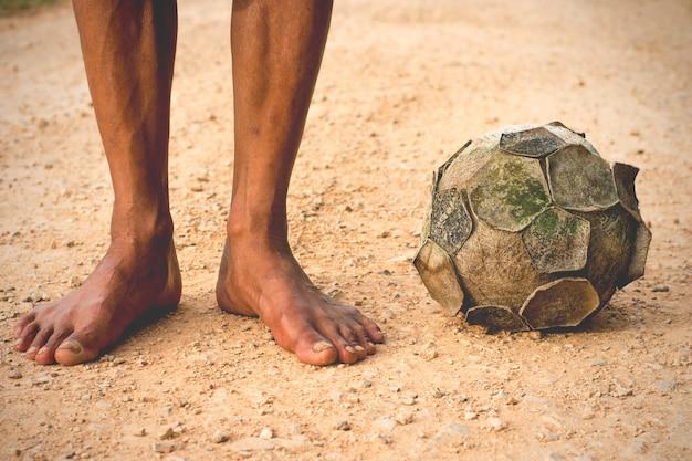 Oud voetbal