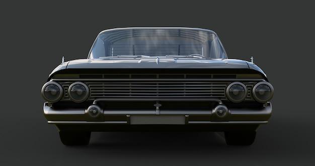 Oude amerikaanse auto in uitstekende staat