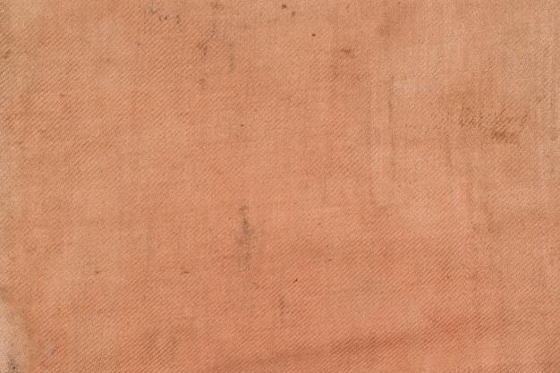 Oude antieke uitstekende textieltextuurachtergrond