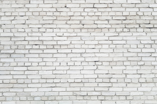 Oude bakstenen muur, achtergrond, textuur