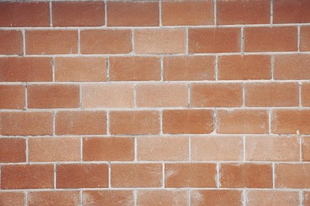 Oude bakstenen muur texure achtergrond