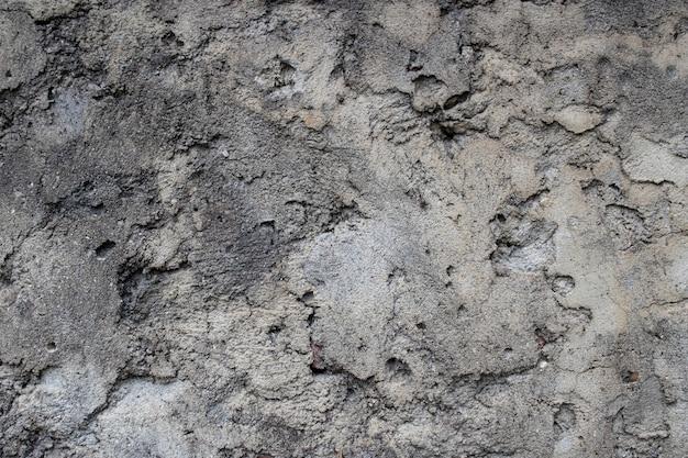 Oude betonnen muur achtergrond of textuur