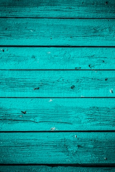 Oude blauwe houten plank. mooie achtergrond.