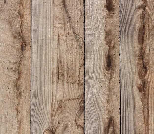 Oude bruine houten textuur voor achtergrond.