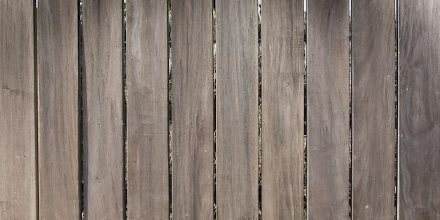 Oude bruine houten textuurtextuur als achtergrond