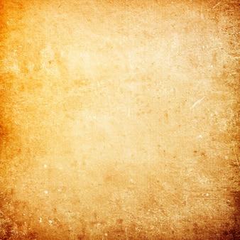 Oude bruine papieren textuur, roestige achtergrond vlekken voor ontwerp