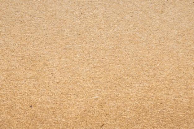 Oude bruine recycle kartonnen papier textuur achtergrond