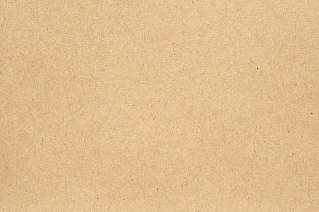 Oude bruine recycle kartonnen papier textuur