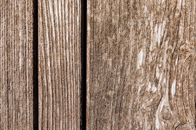 Oude bruine rustieke donkere houten textuur
