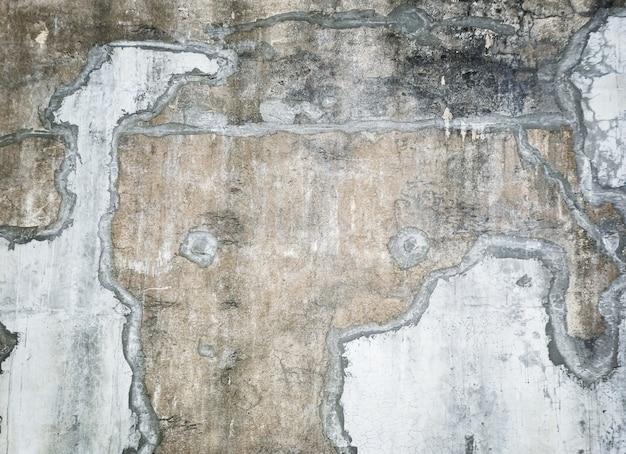 Oude cement muur noodlijdende textuur