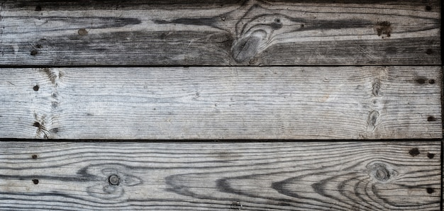 Oude donkere houten textuur als achtergrond