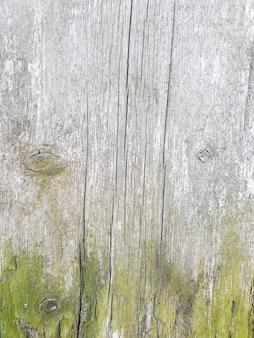 Oude doorstane houtstructuur achtergrond.
