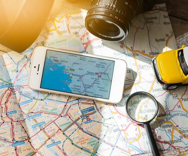 Oude en nieuwe manieren van reizen