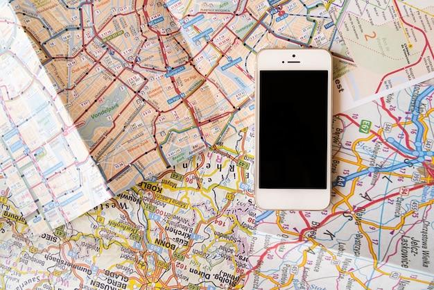 Oude en nieuwe methoden voor reizen