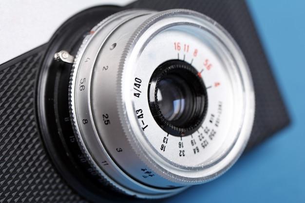 Oude fotocamera