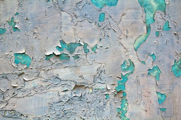 Oude gebarsten abstracte grunge vintage textuur