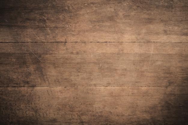 Oude grunge donkere geweven houten, het oppervlakte van de oude bruine houten textuur