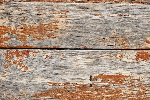 Oude grunge donkere houten gestructureerde achtergrond, het oppervlak van de oude bruine houtstructuur, bovenaanzicht bruine teak houten lambrisering.