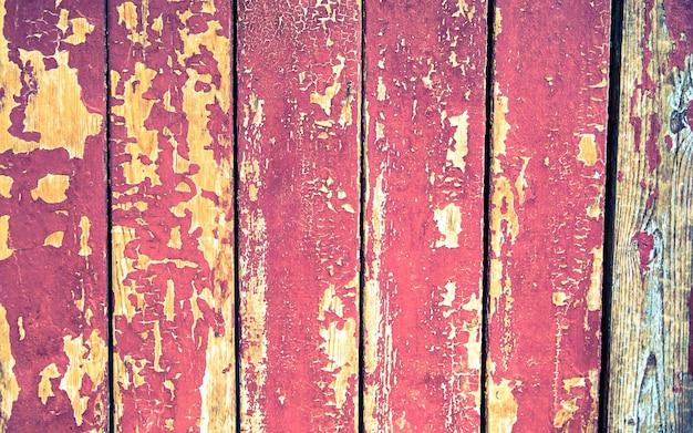 Oude grunge houten muur planken achtergrond