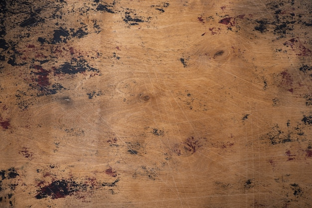 Oude grunge houten textuur als achtergrond