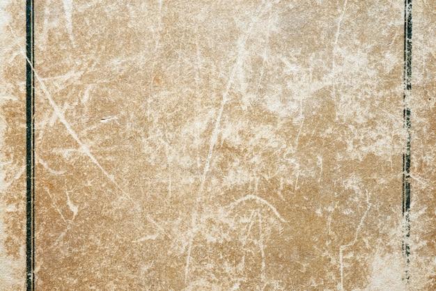 Oude grunge karton gedetailleerde achtergrond