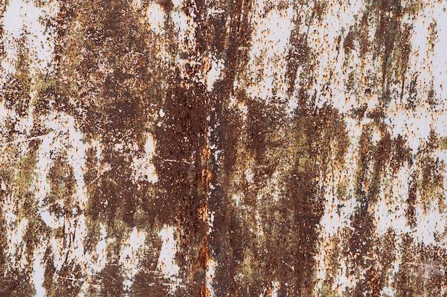 Oude grunge rustieke metalen textuur gebruik voor achtergrond.