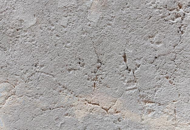 Oude grungy textuur, grijze betonnen muur