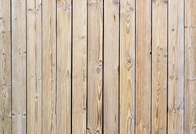 Oude houten achtergrond van individuele planken