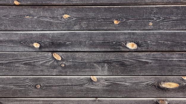 Oude houten planken, het oppervlak van de oude tafel in een landhuis. achtergrond of textuur.