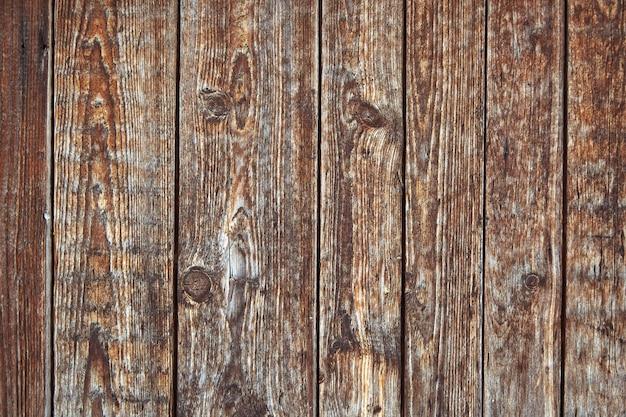 Oude houten planken met verf peeling