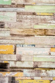 Oude houten textuur als achtergrond