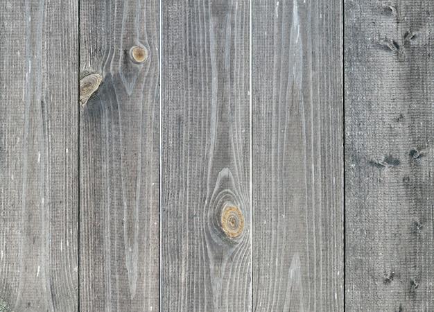 Oude houten vintage textuur grijze naadloze verweerde achtergrond